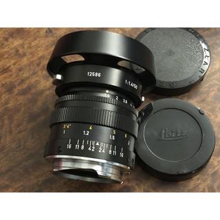 ライカ(LEICA)の極上 Leica Summilux 50mm F1.4 ライカ ズミルックス(レンズ(単焦点))