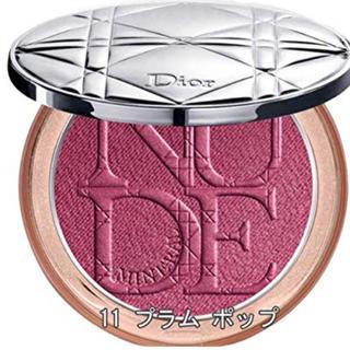 ディオール(Dior)のDior スキンミネラルヌード ルミナイザー ブラッシュ 11プラムポップ(チーク)