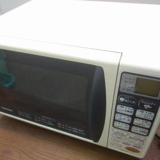 送料無料こ39255 東芝 オーブン付電子レンジ ERBiBi02