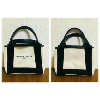 バレンシアガ(Balenciaga)のバレンシアガ  トートバッグXS 黒(ハンドバッグ)