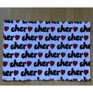 Cher - cher シエル 手帳カバー 白