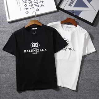 Balenciaga - [2枚5000円送料込み] Balenciaga  Tシャツ 半袖 男女兼用