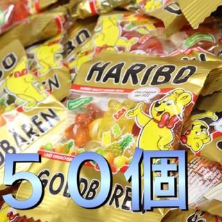 コストコ - ハリボー グミ ミニ 50個セット