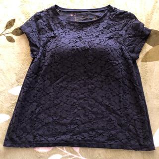 ジーユー(GU)のGU Tシャツ ブラトップ(Tシャツ(半袖/袖なし))