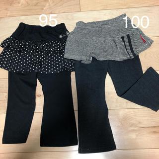 ニシマツヤ(西松屋)の95〜105 スカート付きスパッツ(パンツ/スパッツ)