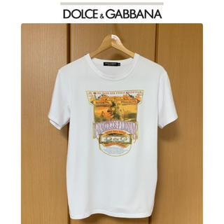 DOLCE&GABBANA - DOLCE&GABBANA/Tシャツ