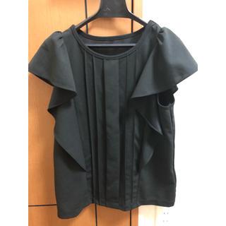 ジーユー(GU)のGU ブラウス ジーユー S(シャツ/ブラウス(半袖/袖なし))