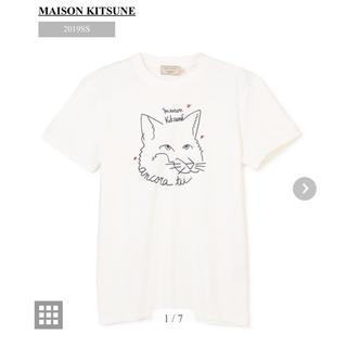MAISON KITSUNE' - メゾンキツネ Tシャツ 2019ss