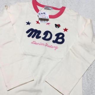 DOUBLE.B - ミキハウス   ダブルビー   長袖Tシャツ