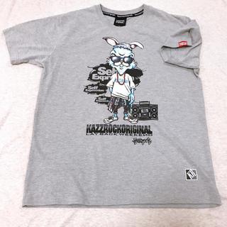 カズロックオリジナル(KAZZROCK ORIGINAL)のKazzrock original Tシャツ Lサイズ 半袖 (Tシャツ/カットソー(半袖/袖なし))