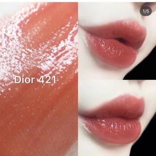 ディオール(Dior)のdior 421(口紅)