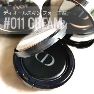 ディオール(Dior)の【新品箱なし】012 ポーセリン ディオールスキン フォーエバー クッション(ファンデーション)