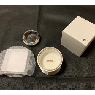 ヨンドシー(4℃)の4℃ リング ピンクゴールド ダイヤモンド(リング(指輪))
