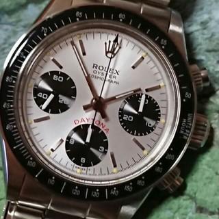 ROLEX - 6263コスモグラフ カスタム 腕時計 ロレックス箱など小物付き
