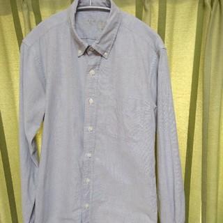 ムジルシリョウヒン(MUJI (無印良品))の無印良品 オーガニックコットンオックスフォードシャツ メンズ(シャツ)
