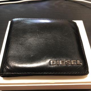 ディーゼル(DIESEL)のDIESEL 折りたたみ財布(折り財布)