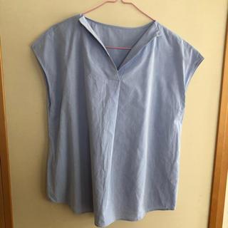 GU - スキッパーシャツ