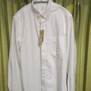 ムジルシリョウヒン(MUJI (無印良品))の無印良品 新疆綿オックスフォードシャツ 長袖 メンズ(シャツ)