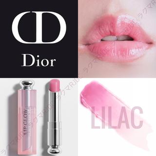 ディオール(Dior)の【新品箱有】正規品 ディオールアディクト リップグロウ #005 ライラック♥(口紅)