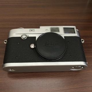 ライカ(LEICA)のビンテージ フィルムカメラ Leica M1 前期型(フィルムカメラ)