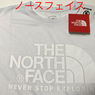 THE NORTH FACE - ノースフェイス Tシャツ 新品タグ付き 白色 Lサイズ ユニセックス