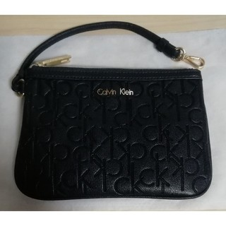 Calvin Klein - カルバンクライン ポーチ リストレット