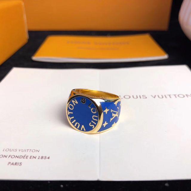LOUIS VUITTON(ルイヴィトン)のLOUIS VUITTON リング  メンズのアクセサリー(リング(指輪))の商品写真