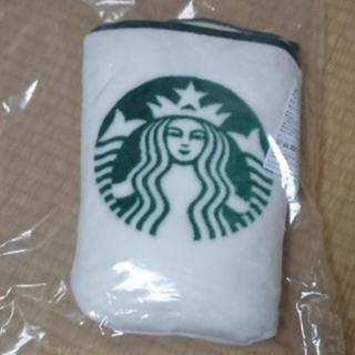 スターバックスコーヒー(Starbucks Coffee)のSTARBUCKS COFFEE ブランケット(ノベルティグッズ)