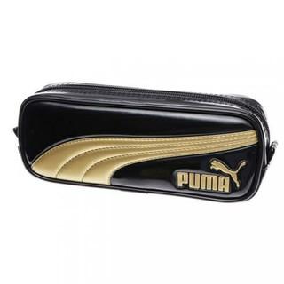 PUMA - 【新品】プーマ エナメルラインペンケース 黒  筆箱