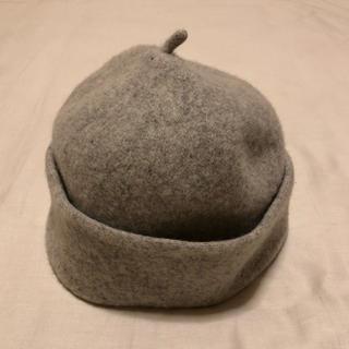 ネストローブ(nest Robe)のネストローブ ウール ハット(ハット)