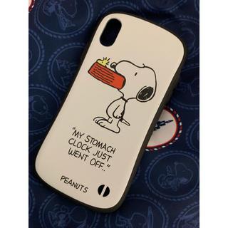 iPhone XS ケース スヌーピー snoopy スヌーピー