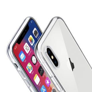 iPhone X/XS クリアケース ソフトケース TPU 超軽量 超薄型