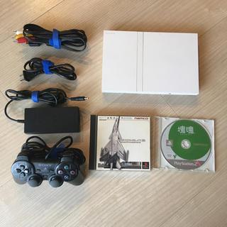 PlayStation2 - PS2 薄型PlayStation2 すぐにあそべるセット①