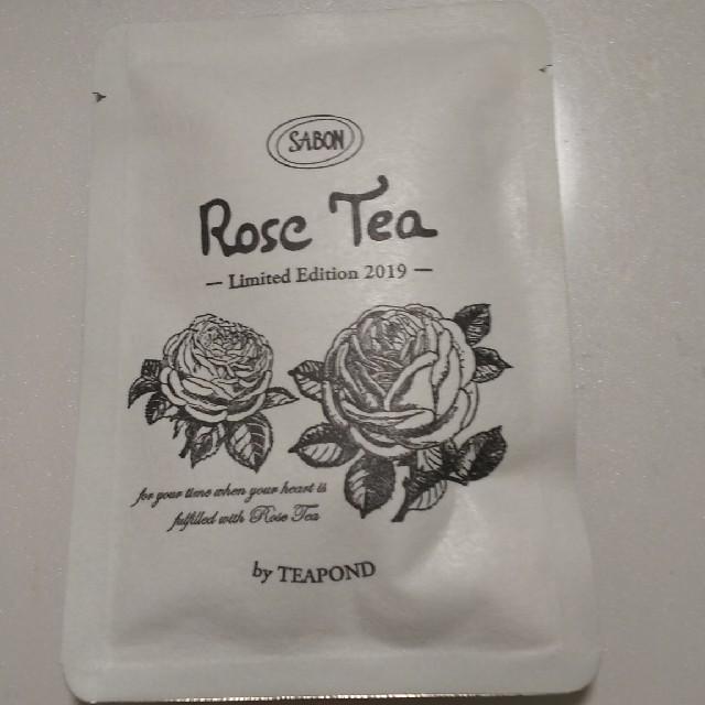 SABON ローズティー 食品/飲料/酒の飲料(茶)の商品写真