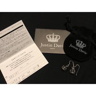 Justin Davis - 定価¥20,520未使用JUSTIN DAVIS クラウンピアス SEJ101