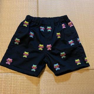HYSTERIC MINI - 込10600♡定価14040 新品ヒスミニ 人気テディミニ刺繍パンツ ズボン