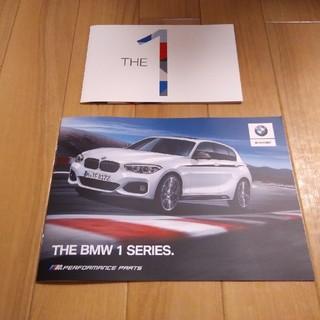 ビーエムダブリュー(BMW)のBMW 1シリーズ パフォーマンスカタログ カード セット 2019/7入手(カタログ/マニュアル)