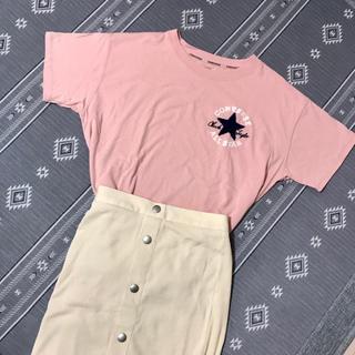 しまむら - コンバースTシャツ☆しまむら☆新品未使用