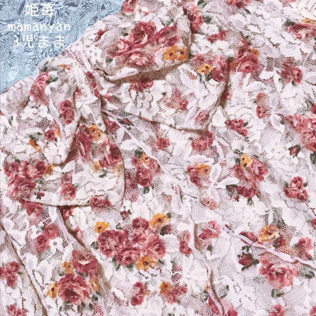 LIZ LISA(リズリサ)の新品タグ付♡リズメロ♡マイメロ♡コラボ♡特大リボン♡カシュクール♡マイメロディ♡ レディースのスカート(ミニスカート)の商品写真