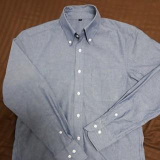 ムジルシリョウヒン(MUJI (無印良品))の無印良品ダンガリーボタンダウンビジネスシャツ(シャツ)