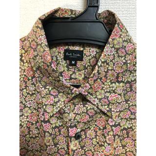 ポールスミス(Paul Smith)のPaul Smith London (ポールスミスロンドン) 花柄デザインシャツ(シャツ)