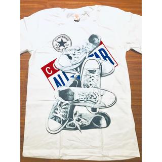 CONVERSE - コンバース柄 Tシャツ サイズL