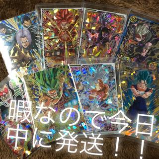 BANDAI - ドラゴンボールヒーローズ 7枚セット