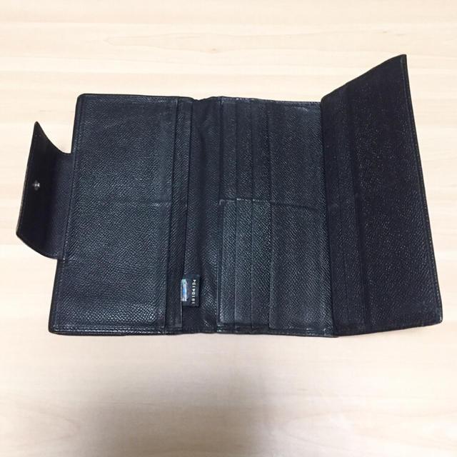 BVLGARI(ブルガリ)のブルガリ三つ折り長財布 正規品 メンズのファッション小物(長財布)の商品写真