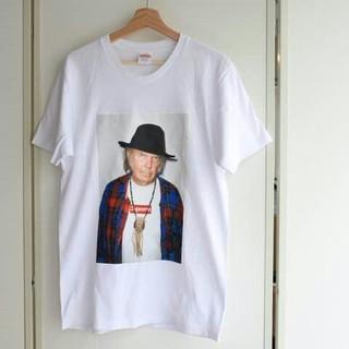 シュプリーム(Supreme)のSupreme 15ss Neil Young Tee ニールヤング M 美品(Tシャツ/カットソー(半袖/袖なし))