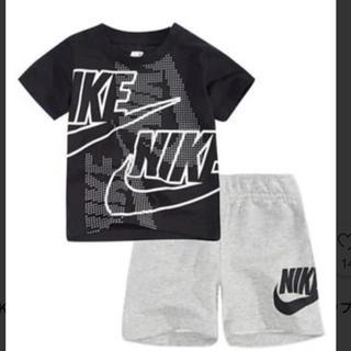 ナイキ(NIKE)のNIKE*グラフィックTシャツ&パンツ ベイビー セットアップ(パンツ)