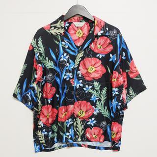 ジエダ(Jieda)のjieda フラワーシャツ FLOWERS PATTERN SHIRT (シャツ)