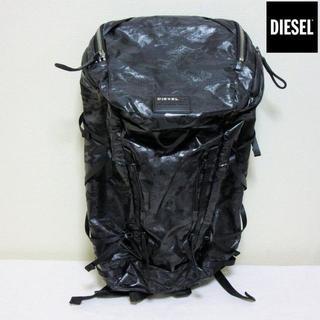 ディーゼル(DIESEL)の新品 DIESEL メンズ 大容量 バックパック リュックサック 雨天対応(バッグパック/リュック)