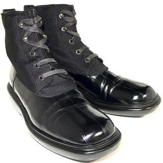 グッチ(Gucci)のGUCCI グッチ サイズ37(約24cm) ショートブーツ メンズ レディース(ブーツ)
