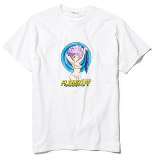 ジエダ(Jieda)のフラグスタフ 19SS ドラゴンボール コラボ Tシャツ(Tシャツ/カットソー(半袖/袖なし))